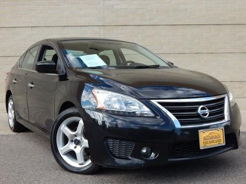 2013 Nissan Sentra for sale in Denver, CO