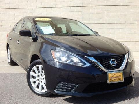 2017 Nissan Sentra for sale in Denver, CO