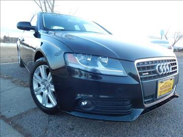 2010 Audi A4 for sale at Altitude Auto Sales in Denver CO
