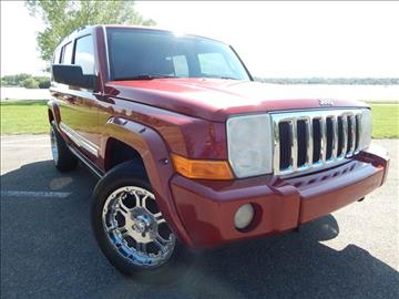 2006 Jeep Commander for sale at Altitude Auto Sales in Denver CO