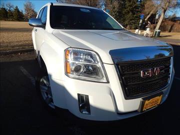 2013 GMC Terrain for sale at Altitude Auto Sales in Denver CO