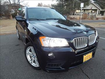 2013 BMW X3 for sale at Altitude Auto Sales in Denver CO