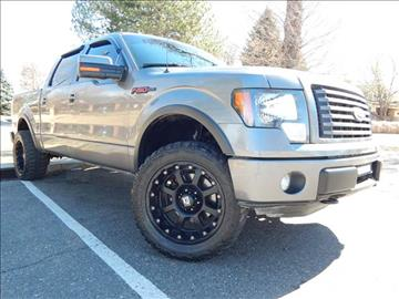 2012 Ford F-150 for sale at Altitude Auto Sales in Denver CO
