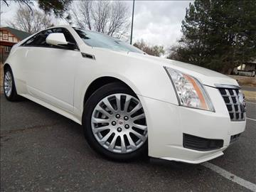 2012 Cadillac CTS for sale at Altitude Auto Sales in Denver CO