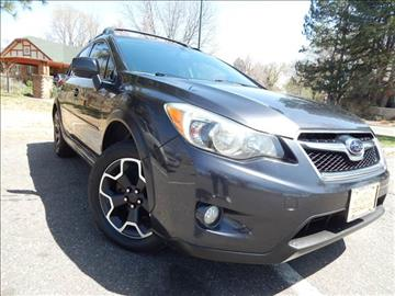 2013 Subaru XV Crosstrek for sale at Altitude Auto Sales in Denver CO