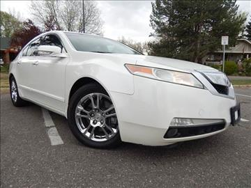 2009 Acura TL for sale at Altitude Auto Sales in Denver CO