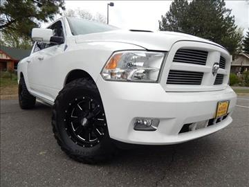 2012 RAM Ram Pickup 1500 for sale at Altitude Auto Sales in Denver CO