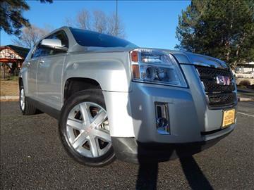2012 GMC Terrain for sale at Altitude Auto Sales in Denver CO