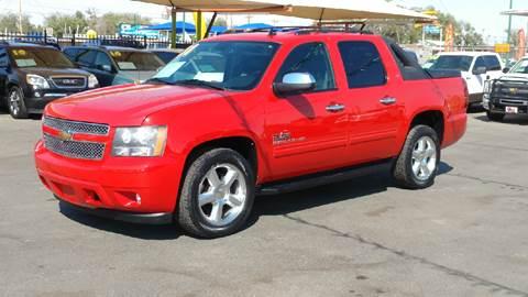 2011 Chevrolet Avalanche for sale in El Paso, TX