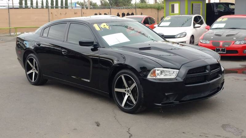 2014 dodge charger se 4dr sedan in el paso tx elite motors
