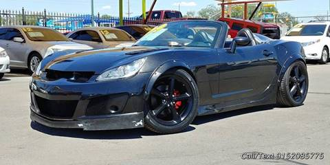 2009 Saturn SKY For Sale In El Paso, TX
