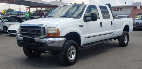 1999 Ford F-250 Super Duty for sale in El Paso, TX