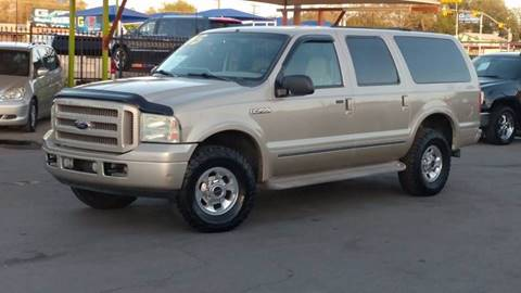 Ford Excursion For Sale In El Paso Tx