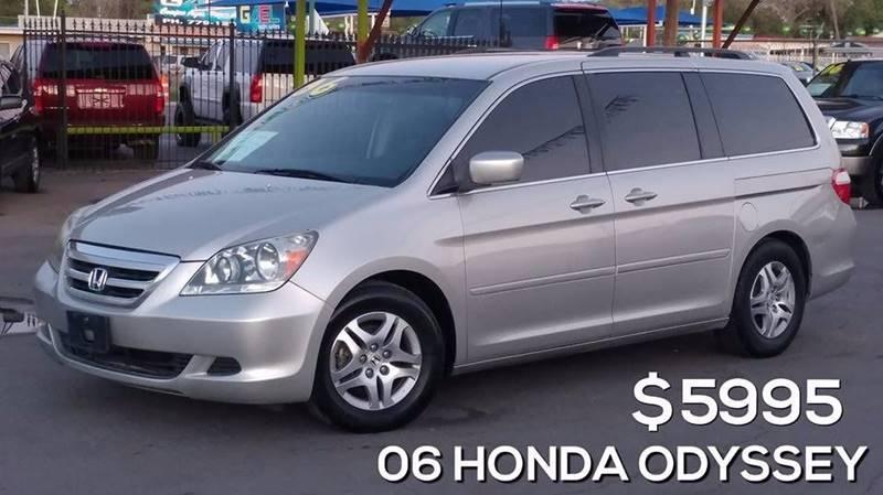 2006 Honda Odyssey Reviews And Rating | Motor Trend