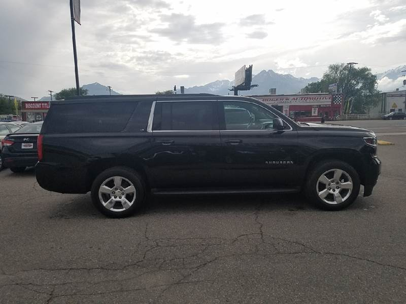 2015 Chevrolet Suburban 4x4 LT 1500 4dr SUV - Salt Lake City UT