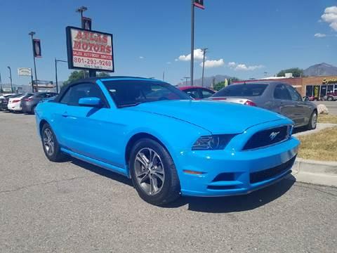 2014 Ford Mustang for sale in Salt Lake City, UT
