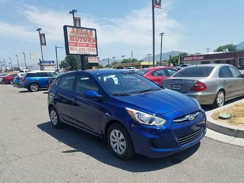 2016 Hyundai Accent for sale in Salt Lake City, UT