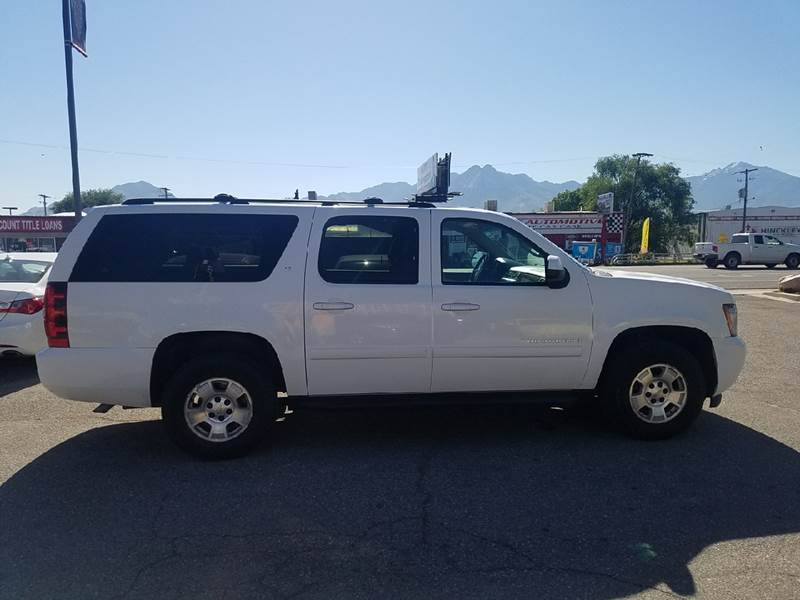 2007 Chevrolet Suburban LT 1500 4dr SUV 4WD - Salt Lake City UT