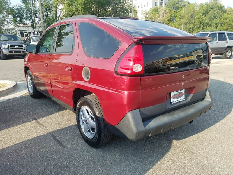 2005 Pontiac Aztek AWD 4dr SUV - Salt Lake City UT