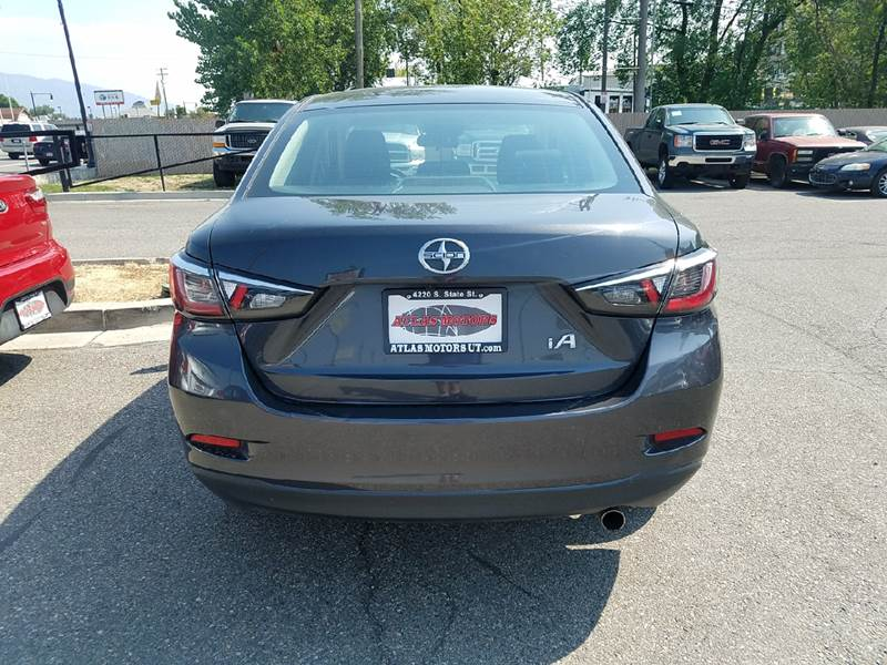 2016 Scion iA 4dr Sedan 6A - Salt Lake City UT