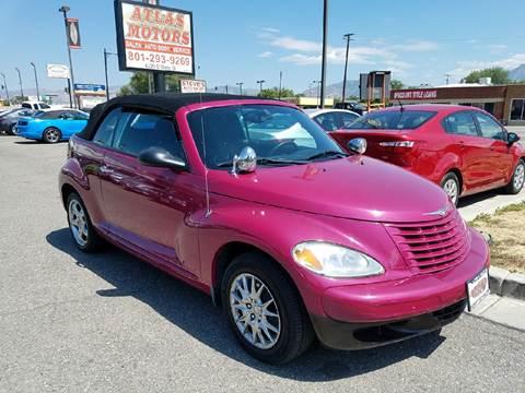 2005 Chrysler PT Cruiser for sale in Salt Lake City, UT