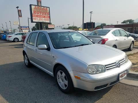 2002 Volkswagen Golf for sale in Salt Lake City, UT