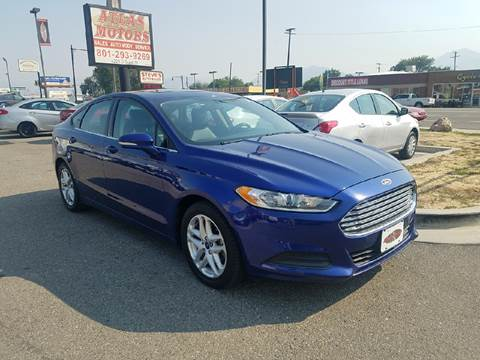 2013 Ford Fusion for sale in Salt Lake City, UT