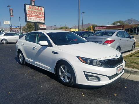 2014 Kia Optima for sale in Salt Lake City, UT
