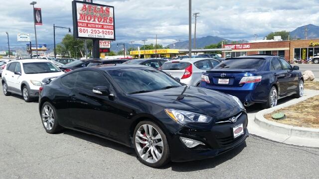 2013 Hyundai Genesis Coupe 3.8 Track 2dr Coupe 6M - Salt Lake City UT