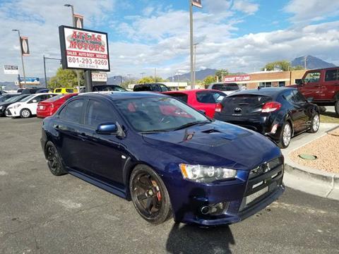 Used Mitsubishi Lancer Evolution For Sale Carsforsale Com