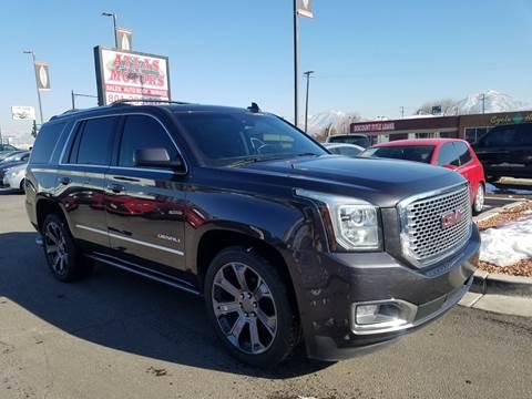 2015 GMC Yukon for sale in Salt Lake City, UT