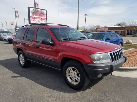 2003 Jeep Grand Cherokee for sale in Salt Lake City, UT