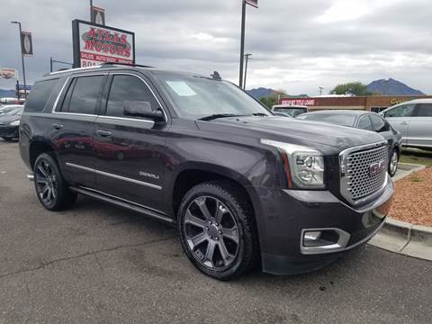 2015 GMC Yukon for sale in Salt Lake City, UT