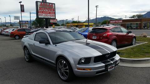 2005 Ford Mustang for sale in Salt Lake City, UT