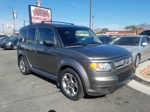 2008 Honda Element for sale in Salt Lake City, UT