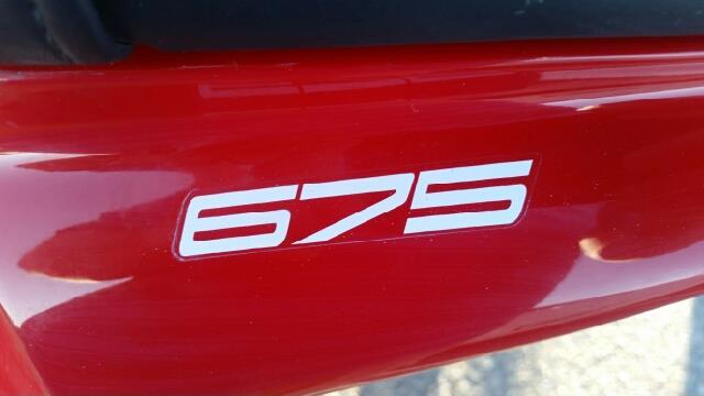 2012 Triumph Daytona 675 - Salt Lake City UT