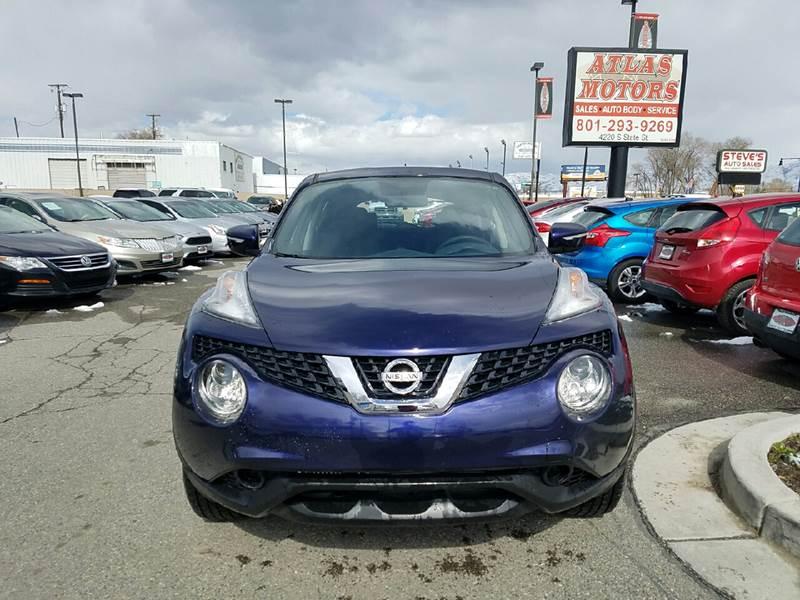 2016 Nissan JUKE AWD S 4dr Crossover - Salt Lake City UT