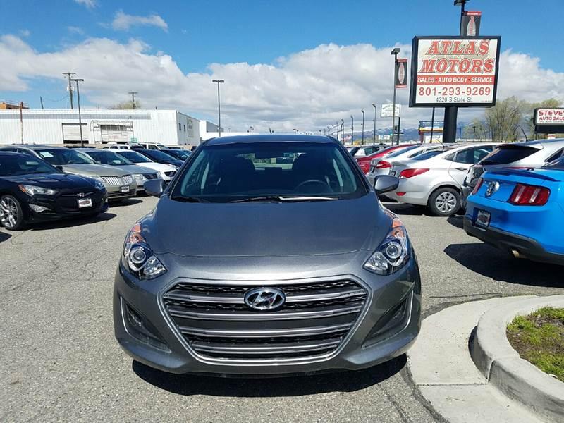 2017 Hyundai Elantra GT 4dr Hatchback 6A - Salt Lake City UT