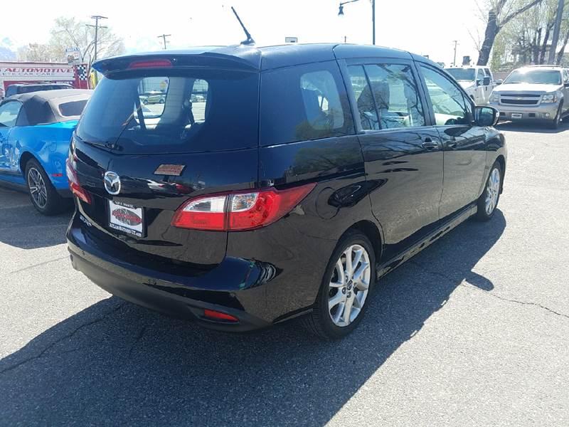 2013 Mazda MAZDA5 Touring 4dr Mini-Van - Salt Lake City UT