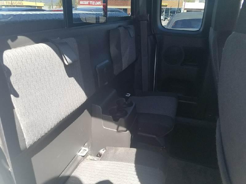 2007 Chevrolet Colorado LT 4dr Extended Cab 4WD SB - Salt Lake City UT