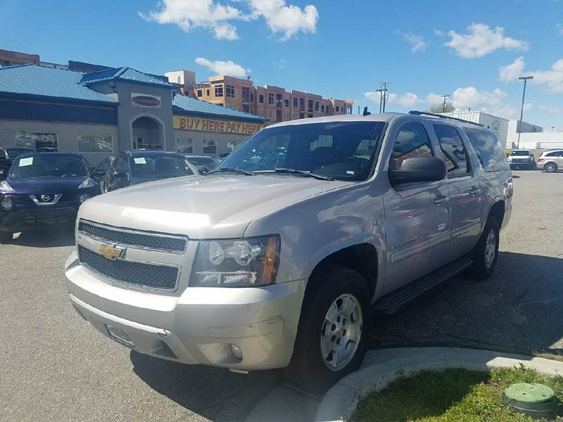 2007 Chevrolet Suburban LT 1500 4dr SUV 4WD - Salt Lake City UT
