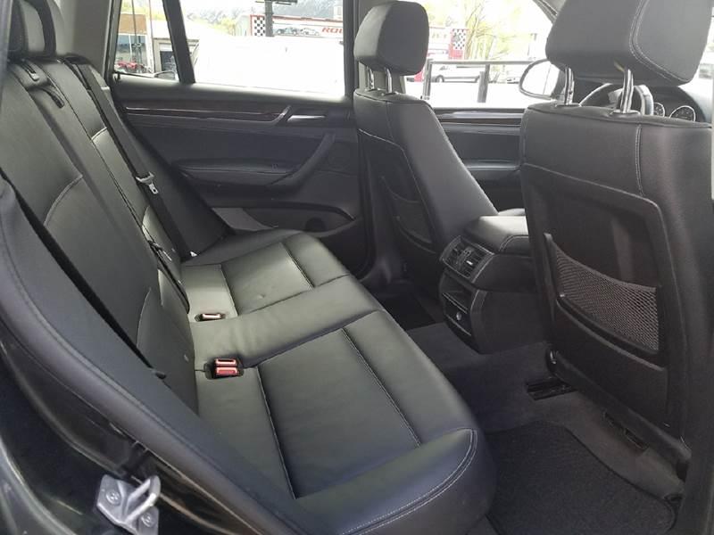 2016 BMW X3 AWD xDrive28i 4dr SUV - Salt Lake City UT