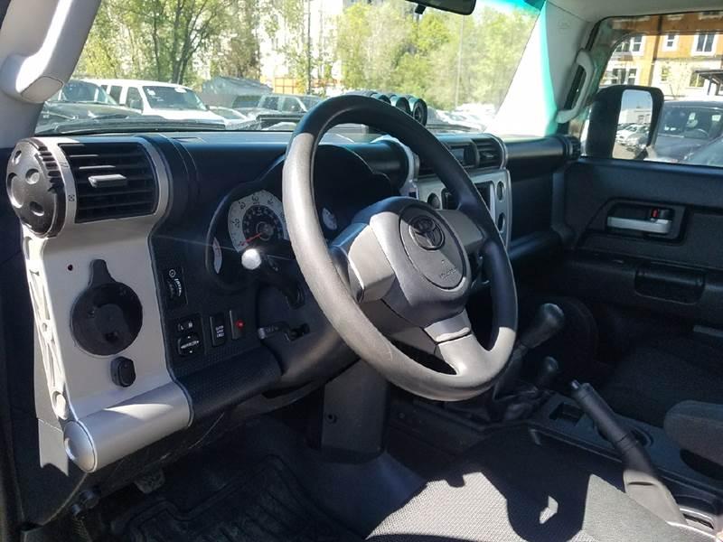 2008 Toyota FJ Cruiser 4x4 4dr SUV 6M - Salt Lake City UT