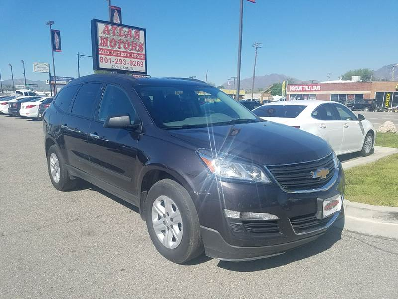 2015 Chevrolet Traverse AWD LS 4dr SUV - Salt Lake City UT