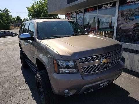 2007 Chevrolet Tahoe for sale in Redding CA