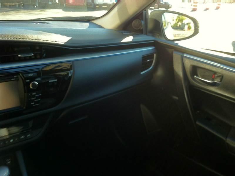 2014 Toyota Corolla S 4dr Sedan - Redding CA