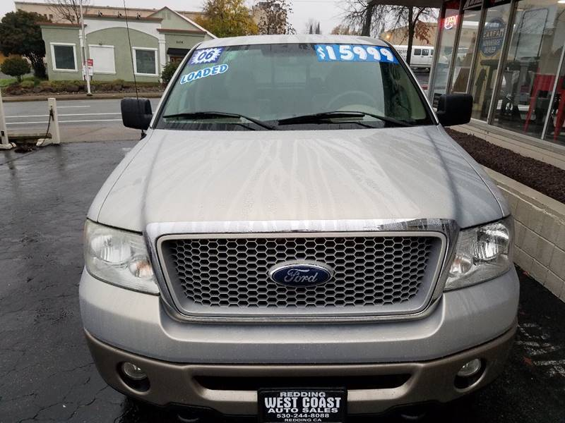 2006 Ford F-150 Lariat 4dr SuperCrew 4WD Styleside 5.5 ft. SB - Redding CA