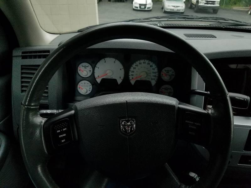 2009 Dodge Ram Pickup 2500 4x4 Laramie 4dr Quad Cab 8 ft. LB Pickup - Redding CA