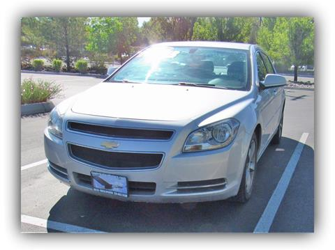 2012 Chevrolet Malibu for sale in Carson City, NV