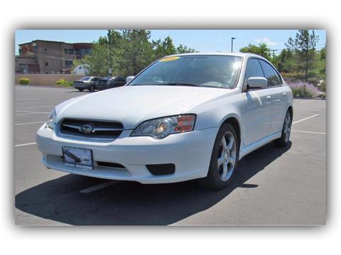 2006 Subaru Legacy for sale in Carson City, NV